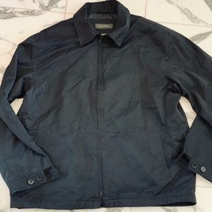 Men's Banana Republc Moto / Coache's Jacket